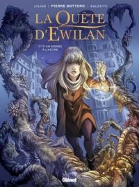 La quête d'Ewilan Tome 1